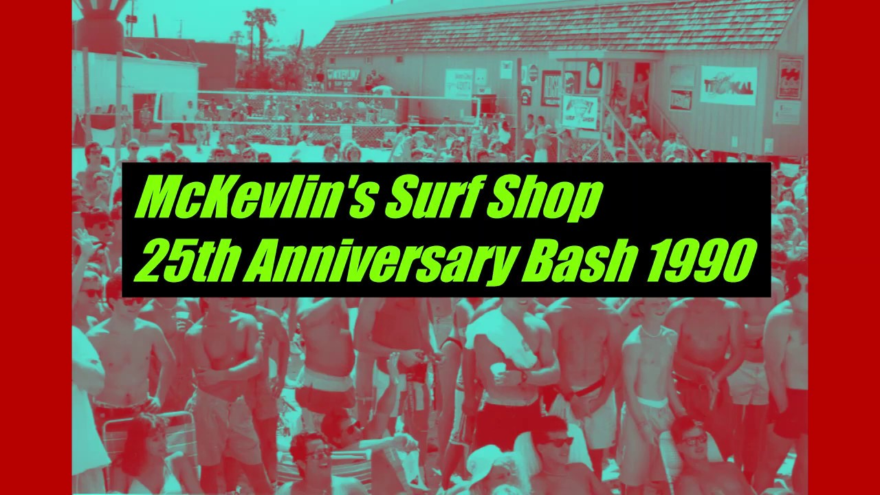 Latest news blog happenings at McKevlin's Surf Shop at Folly