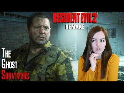 No Time To Mourn | Resident Evil 2 Remake The Ghost Survivors Gameplay