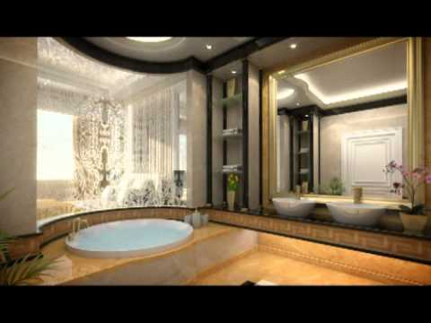 DAMAC Residences with Interiors by Versace Home in Jeddah - YouTube