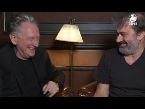 """CLAP.CH: interview de Gustave Kervern et Benoît Delépine pour """"Saint Amour"""""""