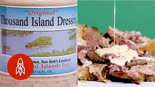 Who Actually Created Thousand Island Dressing?
