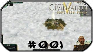Civilization 5 [S2] ★ Geht ja gut los ★ Lets Battle Civilization 5 #001