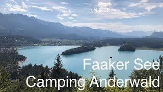 Faaker See, Camping Anderwald