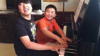 Lang Lang with Peter Leung