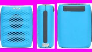 Intex-muzyk B10 Computer Multimedia Speaker