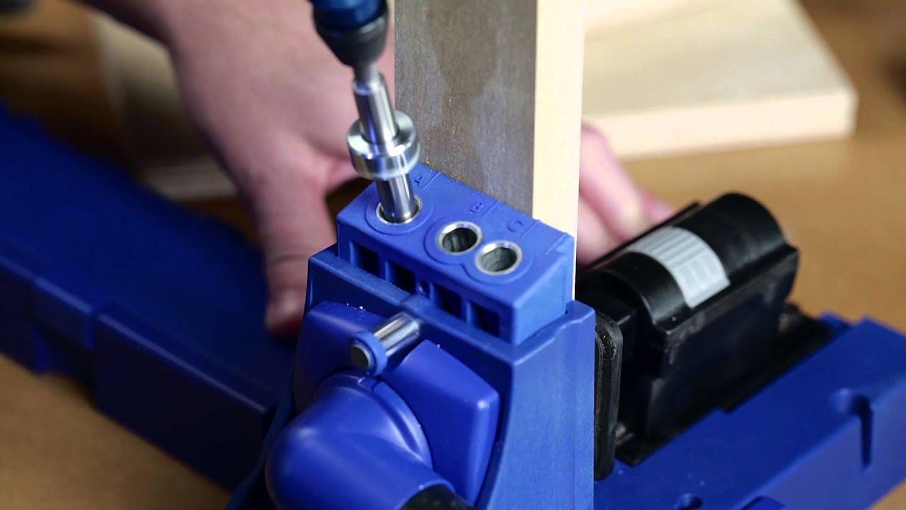 Kreg Jig Different Thickness Kreg Tool Introduces The Kreg Jig K5 Woodworking Network