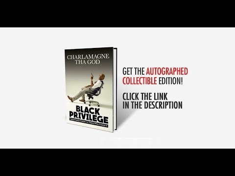 "Charlamagne Tha God Book Signing ""Black Privilege"""
