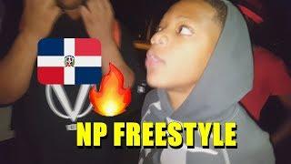 Niño Dominicano vs Venezolano - 🇩🇴 NP  vs Turner 🇻🇪 - Batalla de Freestyle
