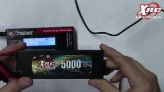 Como Cargar Baterias LiPo y NiMh con el cargador SkyRC Extreme X-605