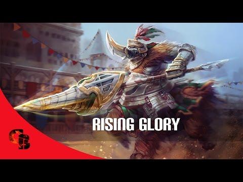 Dota 2: Store - Magnus - Rising Glory