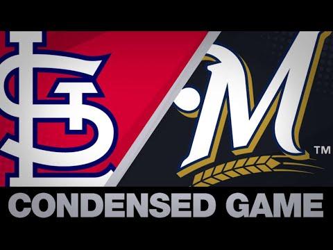 Condensed Game: STL@MIL – 3/29/19