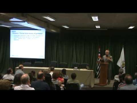 Palestra: CNRTA-CTI, 09 Abril/2014 - Dr. Joseph Lane - Parte 2