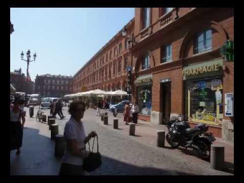Toulouse ville du sud ouest de la france youtube for Piscine chapou toulouse