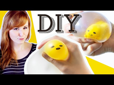 Gudetama DIY - Anti StressEi