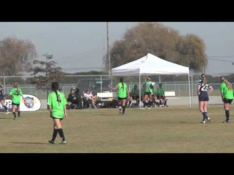 NorCal NPL Showcase   Wild v Marin FC