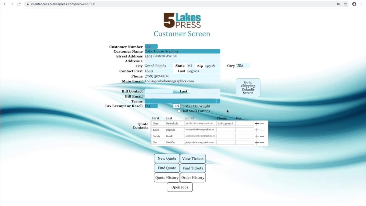 5LP Portal Intro