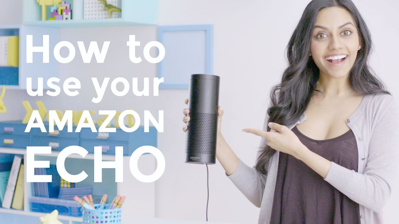 how to use the amazon echo youtube. Black Bedroom Furniture Sets. Home Design Ideas