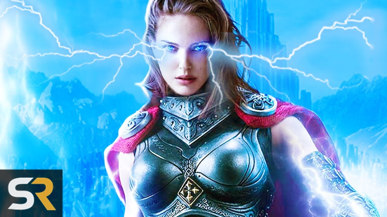 Thor Love And Thunder First Look