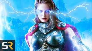 Thor: Love And Thunder First Look