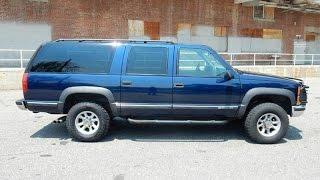 1999 Chevrolet Suburban 2500 4x4 454 Big Block Suburban Low Miles!