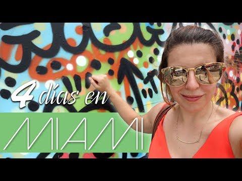 4 DÍAS EN MIAMI – TRAVEL VLOG! | Ceci de Viaje