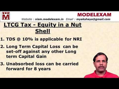 Budget 2018 - Long Term Capital Gain Tax - Summary