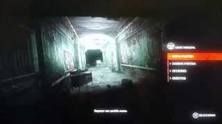 The Evil Within - startup - ps3