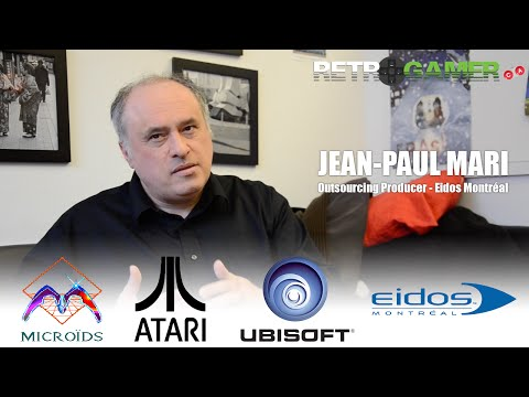 Entrevue - Jean-Paul Mari - Outsourcing Producer (Eidos Montréal)