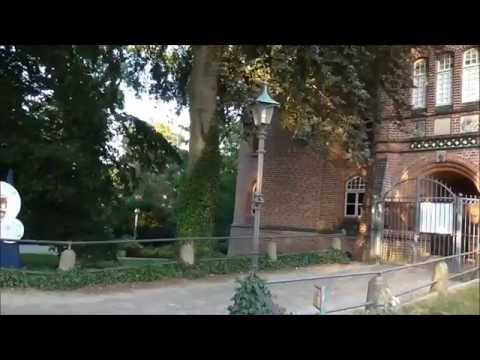 Bergedorf In Hamburg, Germany Amateur Video