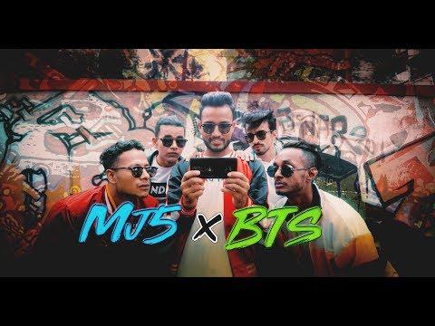 MJ5 x BTS | DNA remix