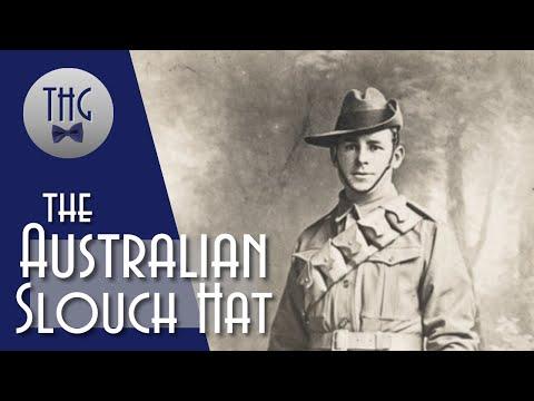 The Australian Slouch Hat