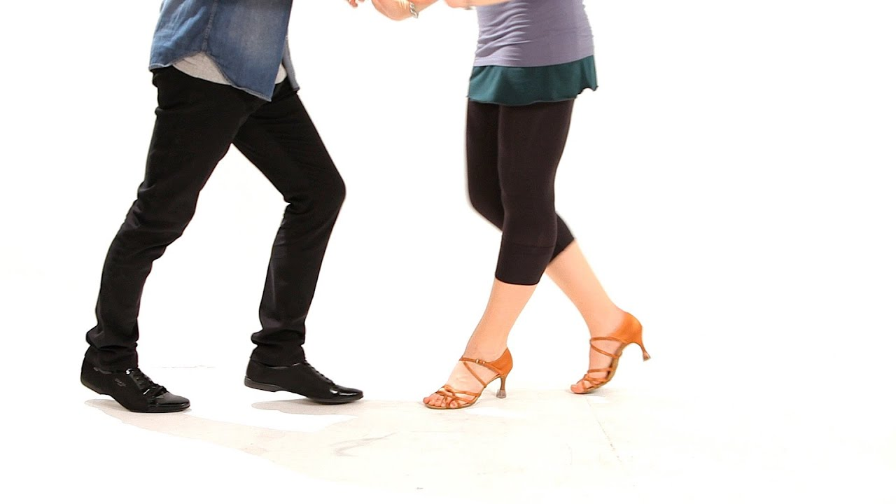 How To Dance A Cha-cha Chase Step