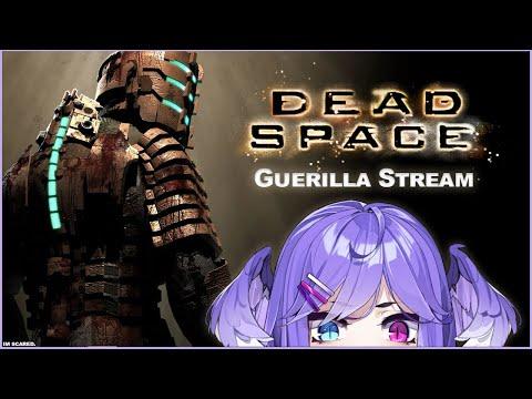 【DEAD SPACE】Wait this is a scary game???【NIJISANJI EN | Selen Tatsuki】