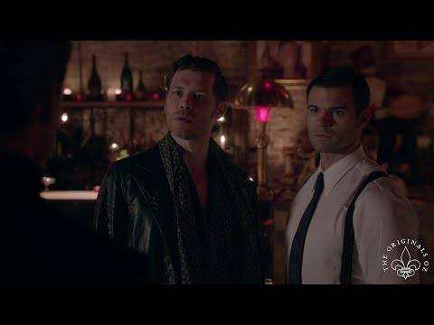 The Originals 5x05 FLASHBACK: Elijah and Klaus find out August is behind killing all the werewolf