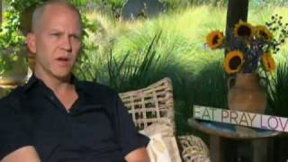 Ryan Murphy/Director: Eat Pray Love Interview