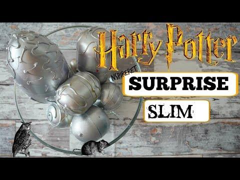 Harry potter inspireret surprise slim