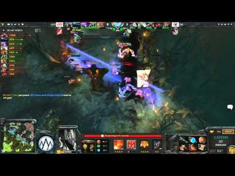 DK Vs LGD.cn - Game 3 (D2SL - Semifinals) [BURNING ANTIMAGE]