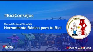 Herramienta Básica para tu Bici | #BiciConsejos #ChimalMX