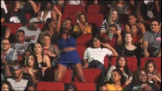 NO CITY Gets Lit Like HOUSTON During Intermission @ CHRIS BROWN Indigoat Tour (H-Town Hotties)