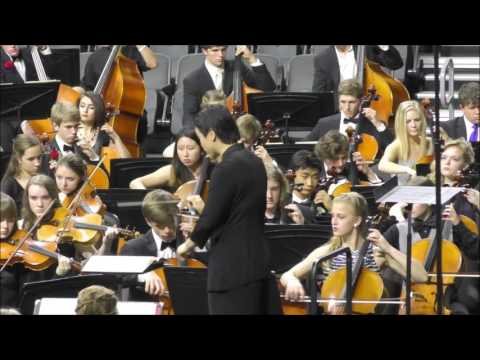 2016 SD all-state orchestra concert