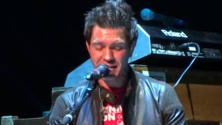 "Andy Grammer ""Miss Me"" Nokia Theater Sept 29 2012"