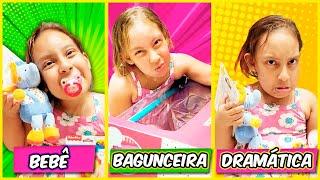 Maria Clara em Tipos de Crianças na Loja de Brinquedos #2 - MC Divertida