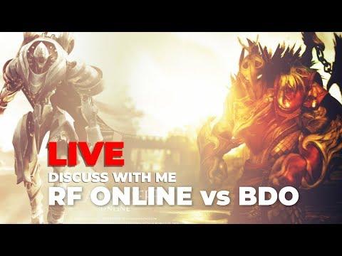 RF Online vs Black Dessert - Live Discussion