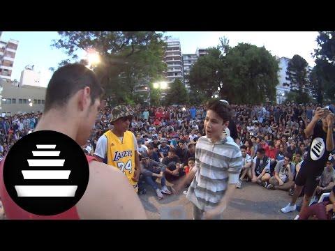 REPLIK vs NACHO – 4tos Fecha 8 (Torneo 2016) – El Quinto Escalon