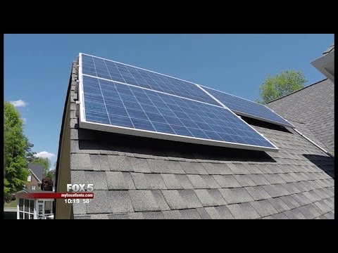 I-Team: Buy American and save $$ on electric bill? Solar Pan