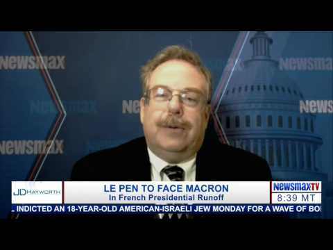 Ex-Rep. Michael Flanagan: Le Pen Would Give France Global Influence Again