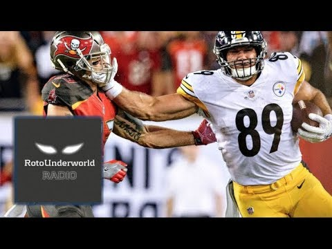 huge discount 6a7e8 2470d Vance McDonald is the best late round tight end for 2019
