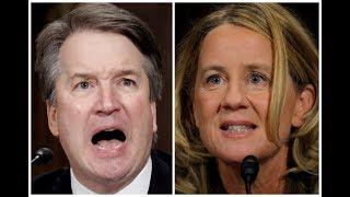 Brett Kavanaugh and Christine Blasey Ford FULL testimony