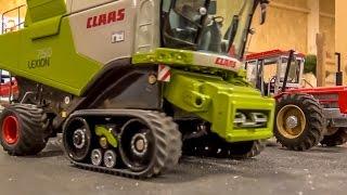 RC tractor combine DREAM in 1:32 scale! Stunning Farmworld Fehmarn!