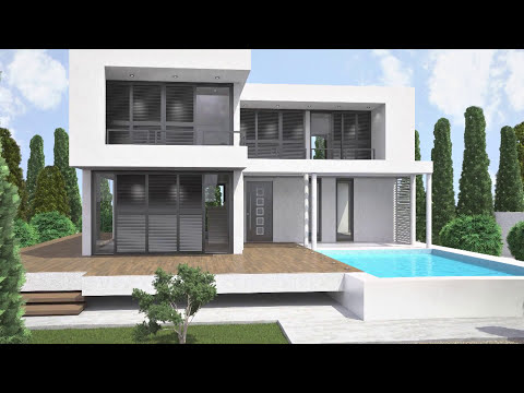 Installation Motorisation Volets Et Girasols Coulissants.   YouTube